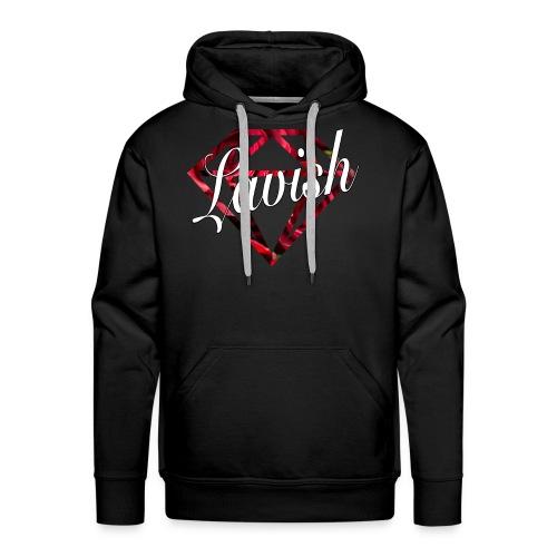 Lavish Logo - Men's Premium Hoodie