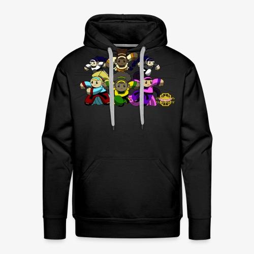 The Guardians of the Cloudgate w/ Logo - Men's Premium Hoodie