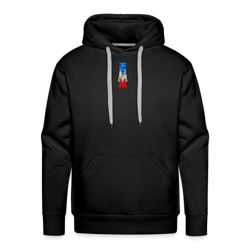 Side wayz Mero - Men's Premium Hoodie
