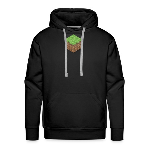block - Men's Premium Hoodie