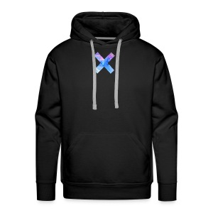 Super X - Men's Premium Hoodie