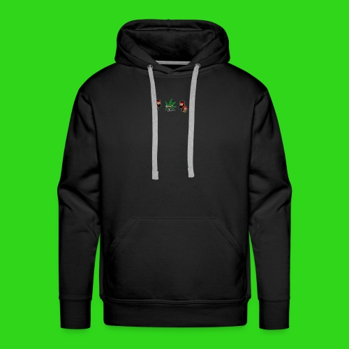 ED Glass Cover - Men's Premium Hoodie