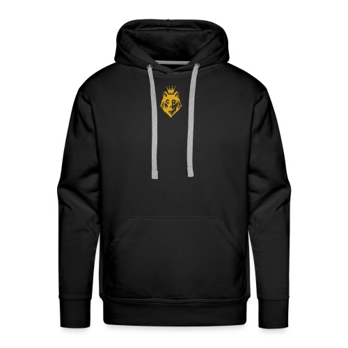 Fitness by Jeff Logo - Men's Premium Hoodie