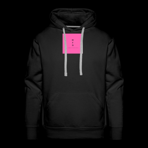 MarketingQueen 4 - Men's Premium Hoodie