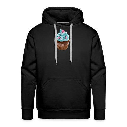 Cupcake mug - Men's Premium Hoodie
