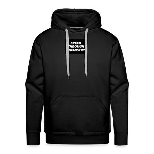 Speed Through Chemistry - Men's Premium Hoodie