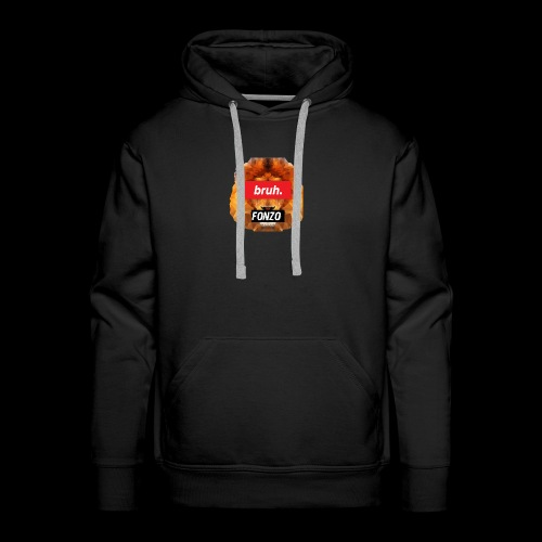 BruhFonzo [limited edition] - Men's Premium Hoodie