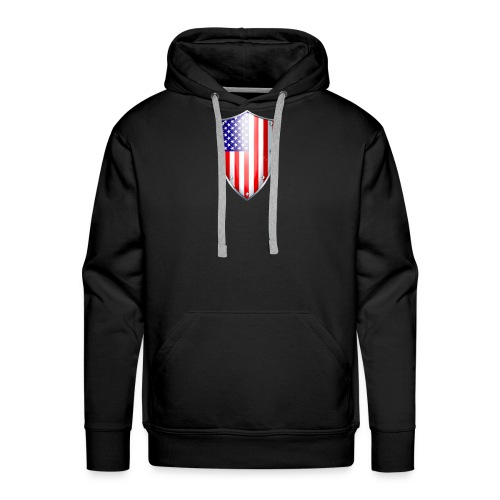 shield small - Men's Premium Hoodie