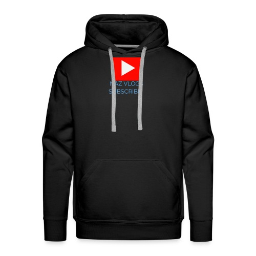 What up viewers i hope you by some merch and enjoy - Men's Premium Hoodie