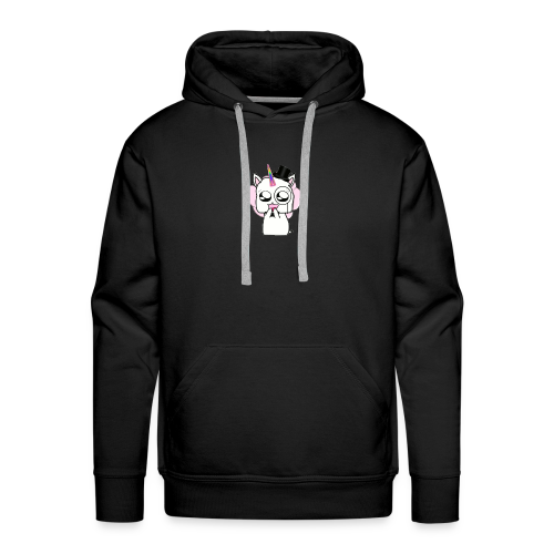 Typonator the Magical Llamacorn - Men's Premium Hoodie
