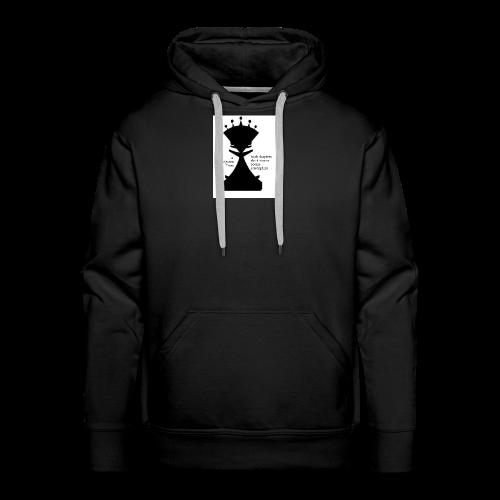 LogoImage2WordsLarge - Men's Premium Hoodie