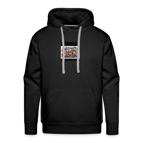 Phily Support Philly - Men's Premium Hoodie