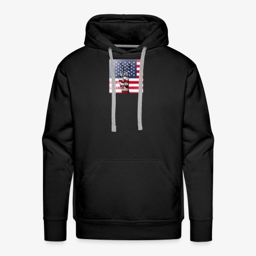 Pride America - Men's Premium Hoodie