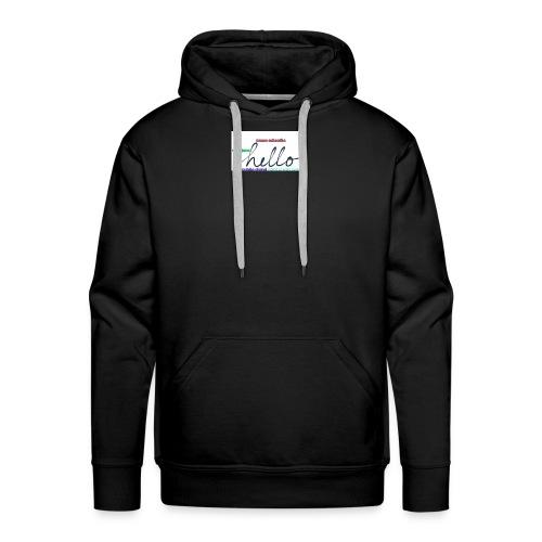 Amazing - Men's Premium Hoodie