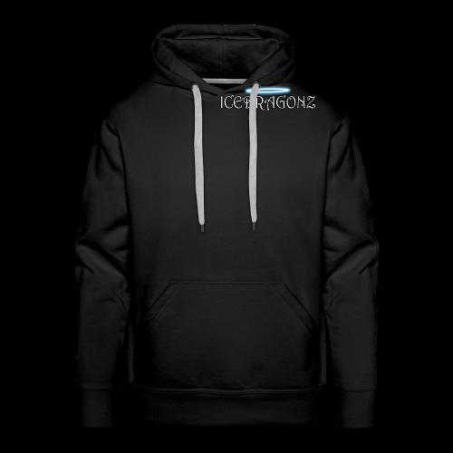 Icedragonz name shirt - Men's Premium Hoodie