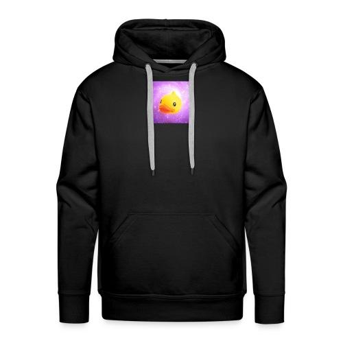 Hippoduck Logo - Men's Premium Hoodie