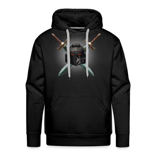 Black Templars - Men's Premium Hoodie
