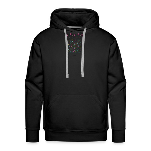 20170126_UxSwitch_t-shirts_all_A4-print - Men's Premium Hoodie
