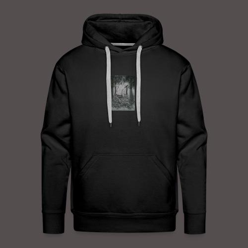 Ninja Forest - Men's Premium Hoodie