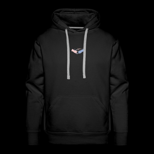 Black T-Shirt - Seventeen - Molleton à capuche Premium pour homme