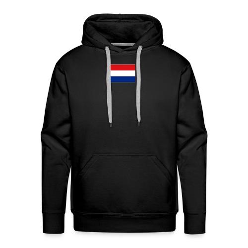 Dutch Flag - Men's Premium Hoodie