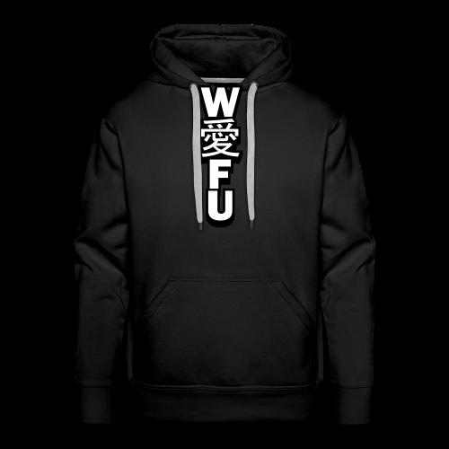 waifu_vertical - Men's Premium Hoodie