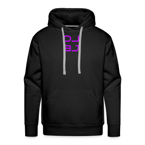DJ BJ - Men's Premium Hoodie