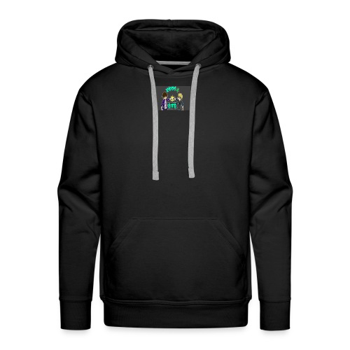Bro's For Life - Men's Premium Hoodie