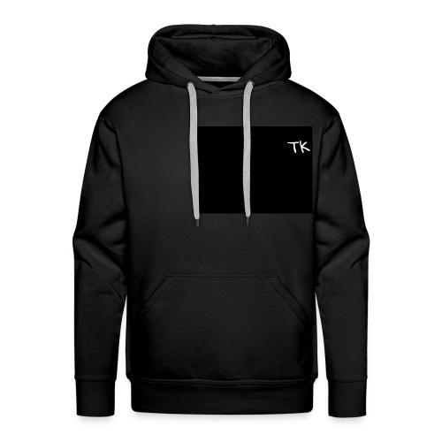 Thom Kenobi hoodies TK initials gloria hallelujah - Men's Premium Hoodie
