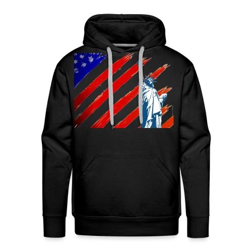 American Liberty - Men's Premium Hoodie