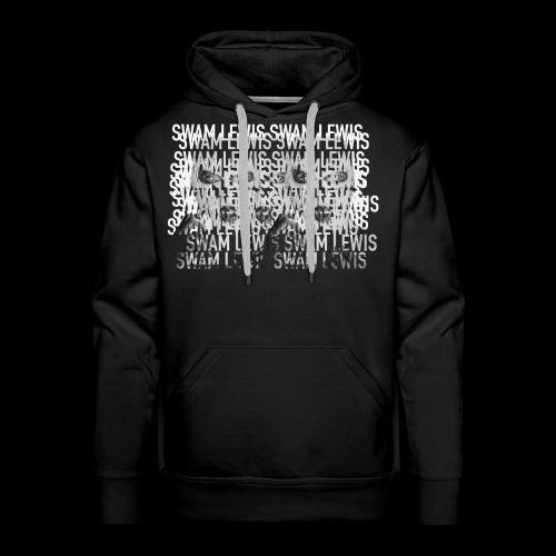 SWAM Shirt Inv - Men's Premium Hoodie