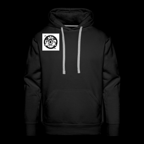 Eye Of Life - Men's Premium Hoodie