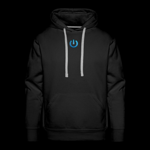 GAMingWITHty/ Never Turning Off - Men's Premium Hoodie