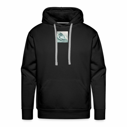 Chill Wave - Men's Premium Hoodie
