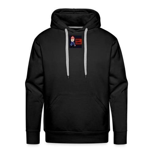 dqxygamer logo - Men's Premium Hoodie