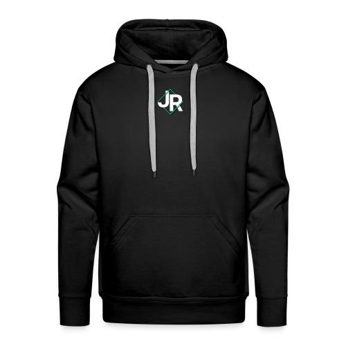 J. R. Swab Logo - Men's Premium Hoodie