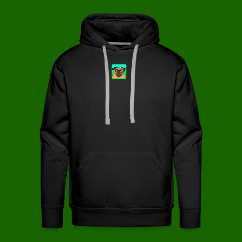 TheBratPug TEAM PLAYER - Men's Premium Hoodie