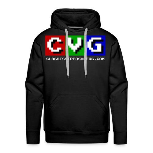 CVG Logo - Men's Premium Hoodie