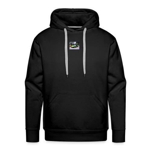 cool shert - Men's Premium Hoodie
