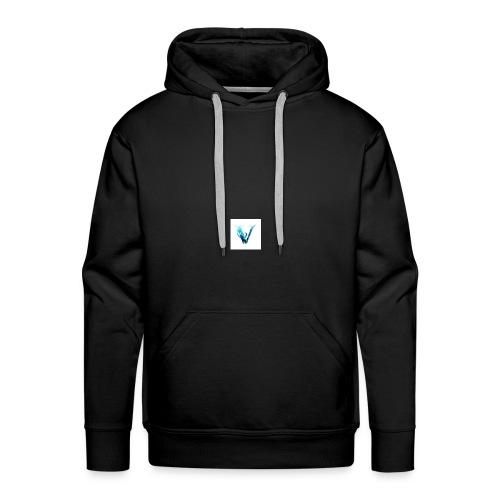 V - Men's Premium Hoodie