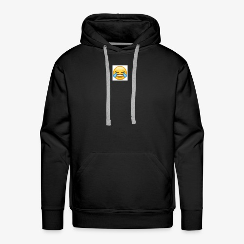 its real - Men's Premium Hoodie