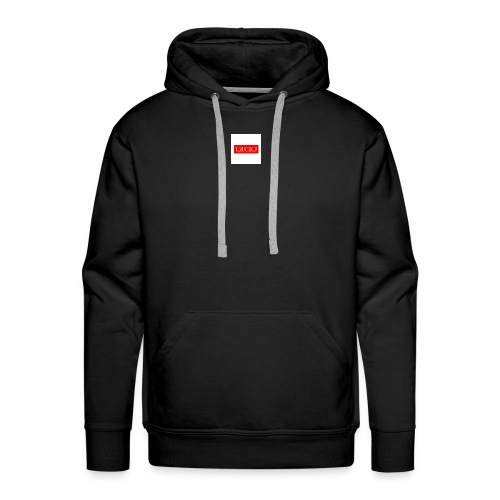 LogoSample ByTailorBrands 12 - Men's Premium Hoodie