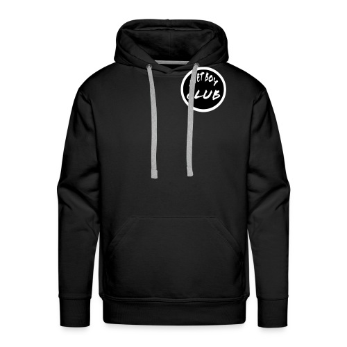 Diet Boy Club Inverted - Men's Premium Hoodie