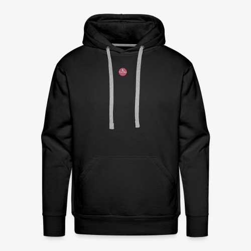 T ravVlogs logo - Men's Premium Hoodie