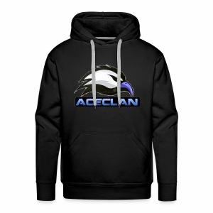 Eagle aceclan logo - Men's Premium Hoodie