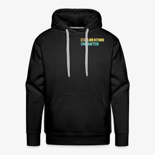 Exploration Unlimited merch - Men's Premium Hoodie