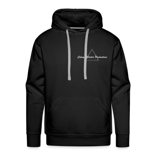 Colwyn Strider Productions White - Men's Premium Hoodie