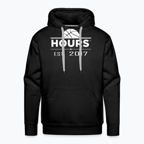 Hours DesignHD - Men's Premium Hoodie