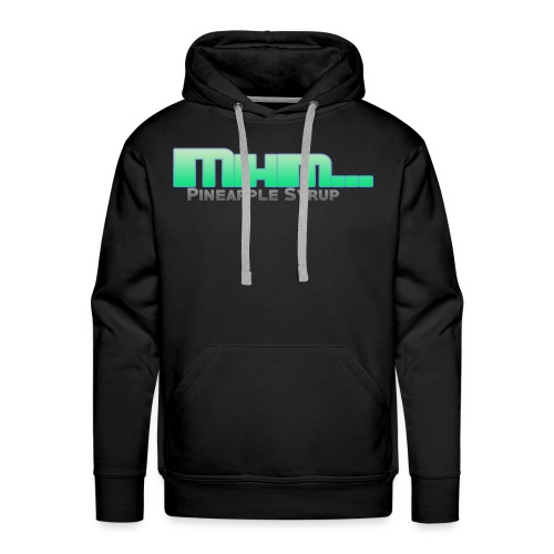 Mhm - Men's Premium Hoodie
