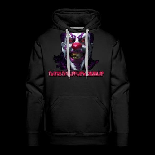 twitch.tv/FlipFlapWienerSlap Design - Men's Premium Hoodie